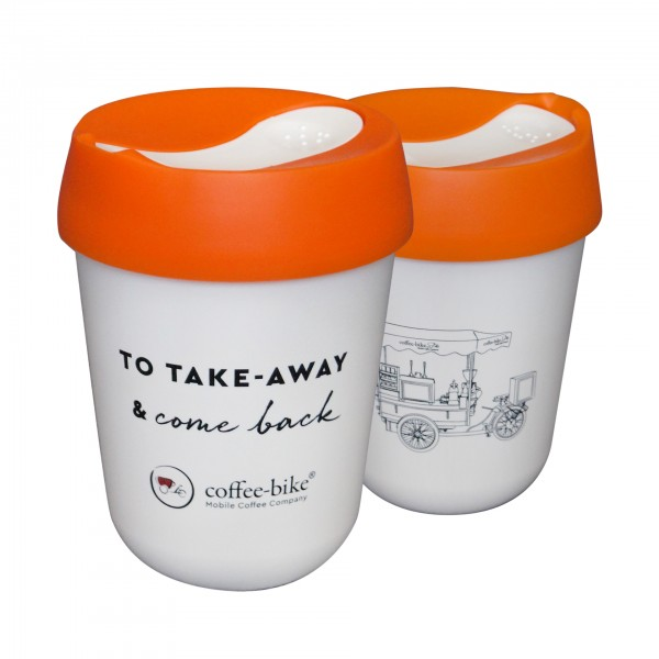 Coffee-Bike Reusable Cup