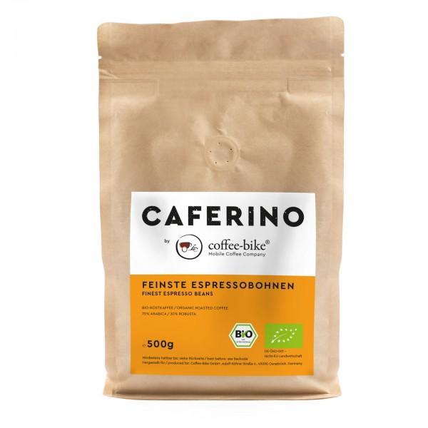 Caferino organic Espresso Beans