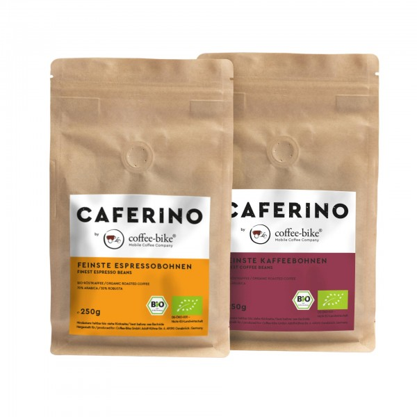Caferino Tasting Package