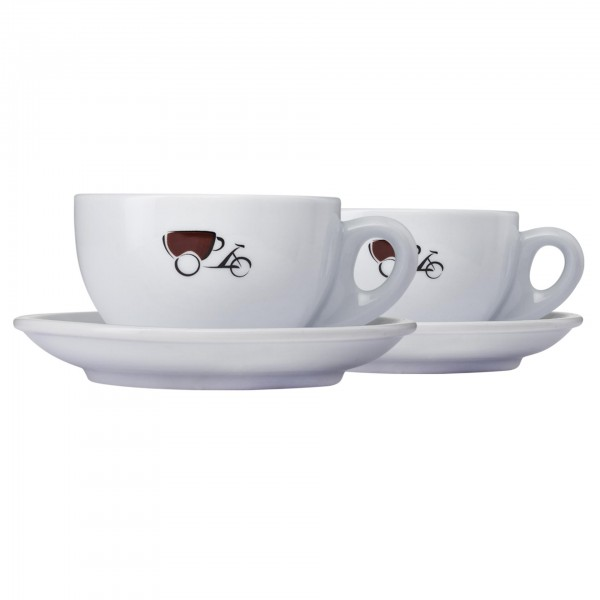 Milk Coffee Set